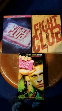 Fight Club movie collection  Ankeny, 50023