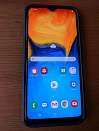 Samsung A20 32GB - Blue  Vancouver