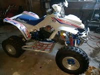 white and blue HONDA ATV Lakeside Marblehead, 43440
