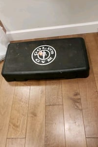 GOLD'S GYM STEP DECK