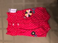 Baby girl blankets and clothes 5 each Silver Spring, 20902