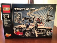 LEGO - Technic 8071. Used - all pieces and manual accounted for Bartlett, 60103