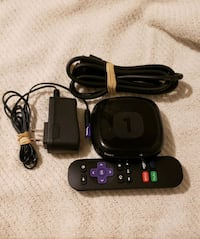 Roku player 1