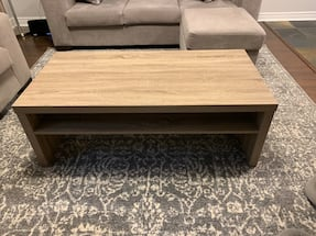 Coffee table (matching side table for sale also)