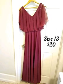 Woman's Dress, Size 13