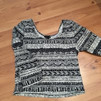 aztec crop too from forever 21