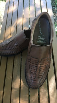 pair of black leather loafers Alexandria, 22310