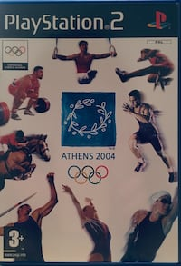 Athens 2004. Playstation 2 Madrid, 28028