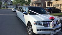 Best limo ride book now Mississauga, L5B 3Z7