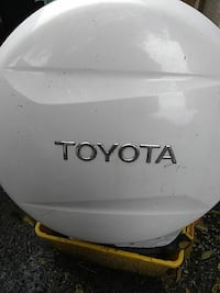 white steel Toyota spare tire holder San Jose, 95121