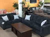 Sofa and loveseat only.  Alexandria, 22309