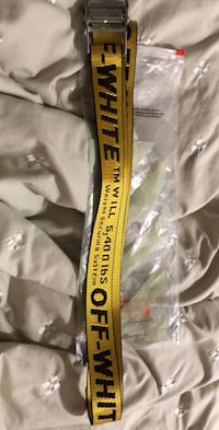 Authentic OFF White Belt  Hamilton, L9B 0G7