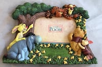 Winnie the Pooh Picture Frame Newmarket, L3Y 7X2