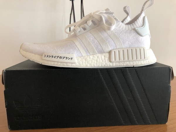 buy online d5b9f 61d04 NEW! Adidas NMD R1 Japan Triple White