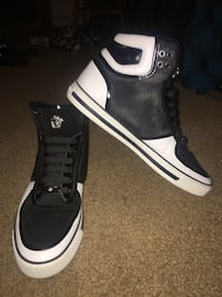 Versace high tops size 44 euro