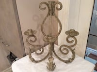 Wall hanging rod Iron candle holders Vaughan, L4L 1C6