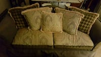 Slip cover Sofa and Love seat Lake Forest, 92630