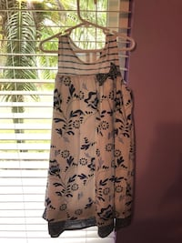 Girl Dress size 10 Sebring, 33872