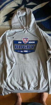 New Rugby 7s Canada Hoody 2XL New Westminster, V3M 2N2