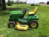 """2009 John Deere 720 tractor. 62"""" mower deck , full hydraulic plow , counter weight , pwr steering , cruise control , hydrostatic trans , new oil,filter , air filter , plugs , fuel filter , battery , blades. Extra set of blades. Meticulously maintained   Chalfont, 18914"""
