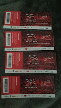 Vancouver international auto show tickets Vancouver, V5X 4N5