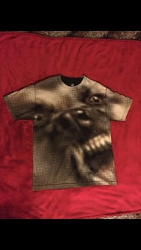 SSUR attack dog t shirt large (new ) Los Angeles, 91402