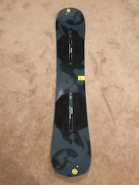 New Condition Burton Name Dropper 155
