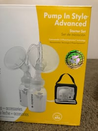 Medela pump in style advanced starter kit