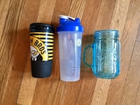 Assorted tumblers with lids Gaithersburg