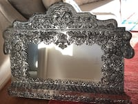 Beautiful, handmade, pressed tin mirror from Mexico Montgomery Village, 20886