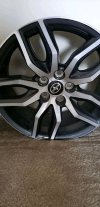 Fresh 2014- Scion tc rims 18""