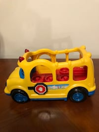 Fisher Price Little People 2005 School Bus w/Lights & Sounds Baltimore, 21236