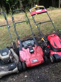 Lawn mowers Temple Hills, 20748