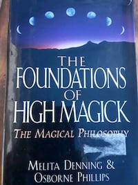 the foundations of high magic by Book Queens, 11414