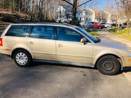 2001 Volkswagen Passat GLS 5AT