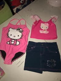 Hello Kitty size 2T Pahoa, 96778