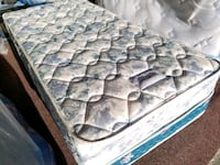 Single mattress pillowtop  delivery 30$  Edmonton, T5M 0N1