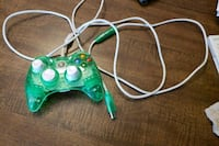 Xbox 360 green rock candy controller  417 mi
