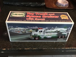 Hess collectible trucks brand new in box never opened