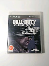 PS3 OYUN CALL OF DUTY GHOSTS
