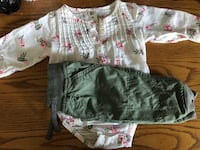 Brand New Babygirl Outfit-6mo Rockville, 20853