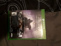 Xbox One Destiny game case Montréal, H4V 2R3