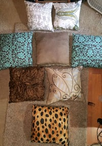 Accent pillows Hastings, 68901