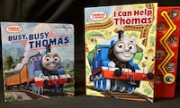 Thomas the Tank Engine and Friends Set Lot Of Two (2) Books  Flap Book Pascoag, 02830