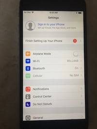 iPhone 6 32gb perfect condition Thames Centre, N0L 1G2