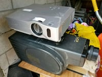 2 Projector Screen Players Mississauga, L5L