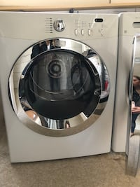 Frigidaire front load washer and dryer