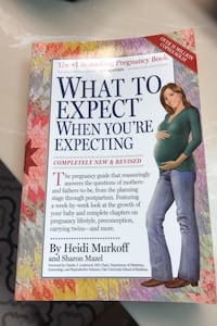 What to expect when ur expecting book  Toronto, M9P 3T4