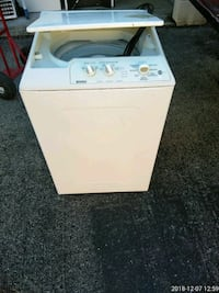 white top-load clothes washer 35 mi