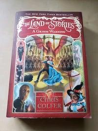The Land of Stories Book (A Grimm Warning) Richmond Hill, L4C 5C4